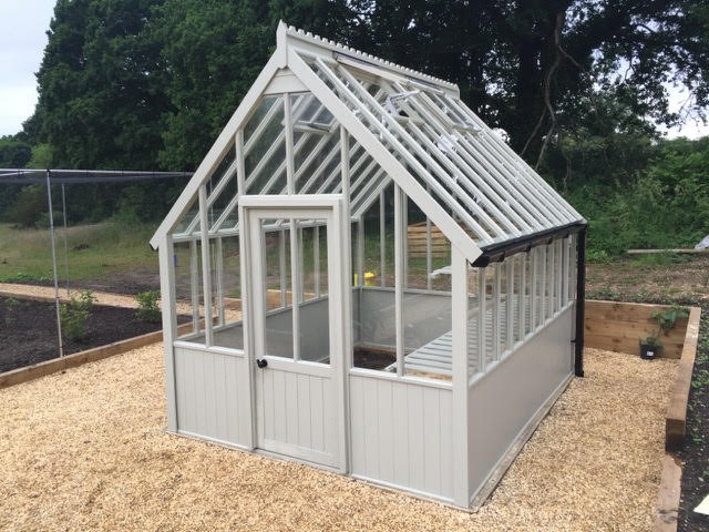 Cotswold Wooden Greenhouse