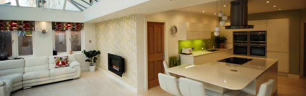 Crystal Living Kitchen Extension