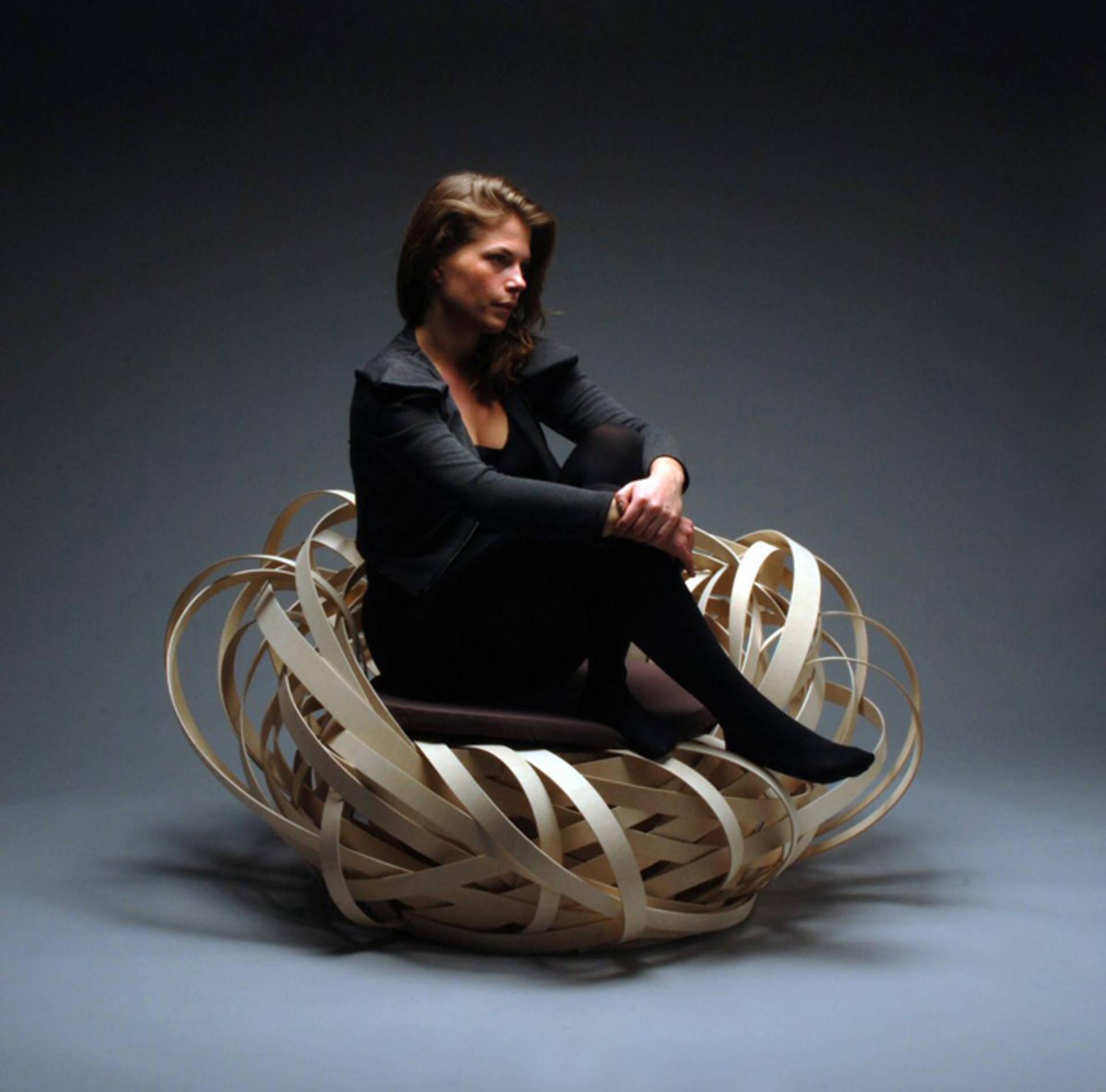 Birds Nest Design Custom Chair