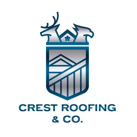 Crest Roofing Logo