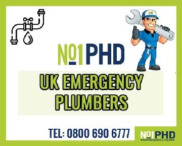 NO!PHD - UK Emergency Plumbers