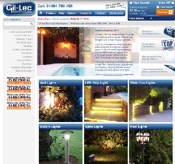 Gil-lec Electrical Wholesalers