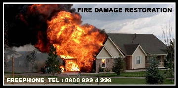 Fire Damage Repairs