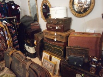 Vintage Luggage