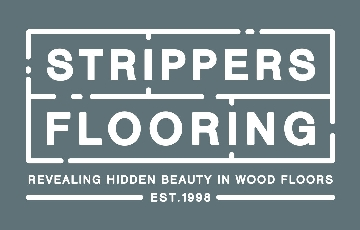 Strippers Flooring Logo