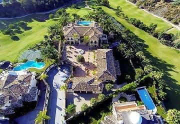 golf villa
