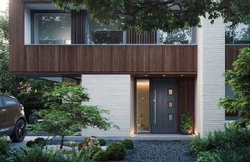 timber composite doors
