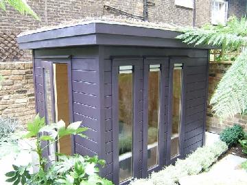 Mini Garden Office