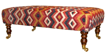 Bench footstool