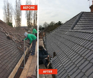 Roofers in Coventry