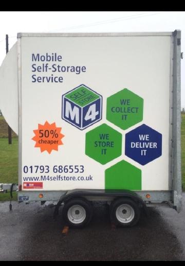 mobile storage service