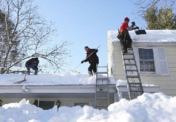 Local snow removal services