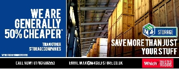 Storage facilities Swindon