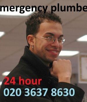 emergency plumber ealing