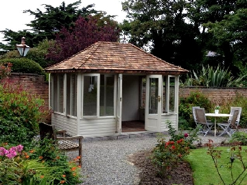 Henley Cedar Summerhouse