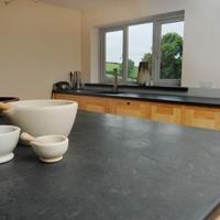 slate kitchen worktops