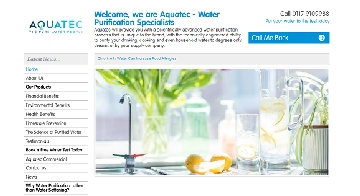 Aquatec - The Pure Water People