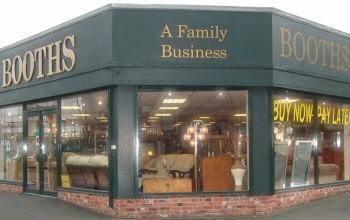 Booths shopfront