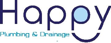 Happy Plumbing and Drainage logo
