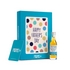 Easter Flowers card with gin, whisky, vodka, brandy or rum