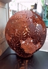 50% OFF COPPER LEAF LONG PENDANT LIGHT / BULB INCLUDED