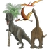 Dinosaur Collection Mural