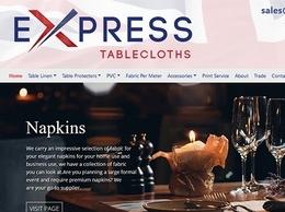https://www.tableclothsonline.co.uk/ website
