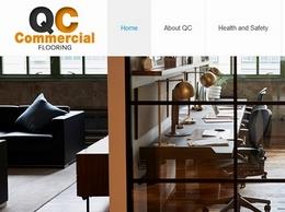 https://www.qc-commercialflooring.co.uk/ website