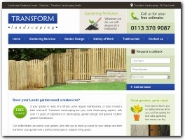http://www.gardener-leeds.co.uk website