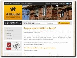 http://www.yorkshire-builders.co.uk website