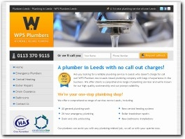 http://www.plumbers-leeds.co.uk website