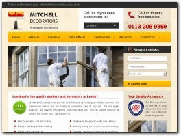 http://www.decorators-leeds.co.uk website