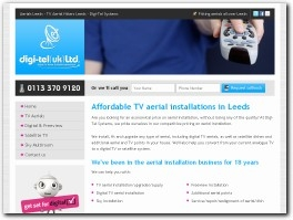 http://www.leeds-aerials.co.uk website
