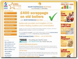 http://www.northerngasheating.com website