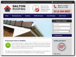 http://www.roofer-sheffield.co.uk website