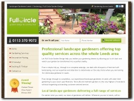 http://www.leeds-gardener.co.uk website