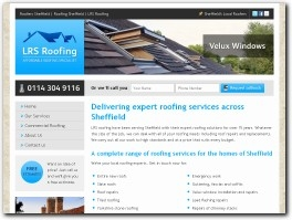 http://www.roofers-sheffield.co.uk website