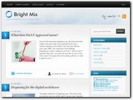 http://www.brightmix.co.uk website