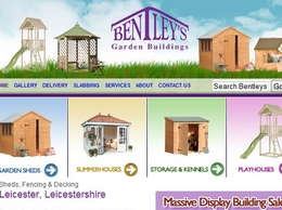 https://www.bentleysgardenbuildings.co.uk/ website