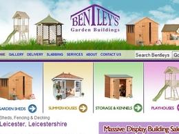 http://www.bentleysgardenbuildings.co.uk/ website