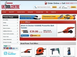 http://www.uktoolcentre.co.uk website