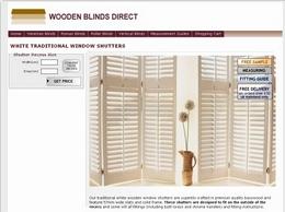 http://www.wooden-blinds-direct.co.uk/shutters/ website
