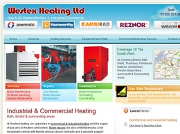 https://www.westexheating.co.uk/ website