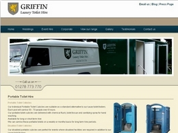 https://www.griffintoilethire.co.uk/ website