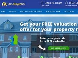 https://a1-homebuyers.co.uk/ website