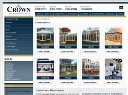 http://www.crownwindowstrade.co.uk/conservatories.html website