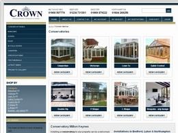 http://www.crownwindowstrade.co.uk/conservatories.html website