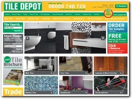 http://www.thetiledepot.co.uk/ website