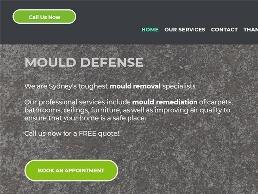 https://www.moulddefense.com.au/ website