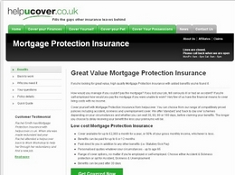 https://www.helpucover.co.uk/product/mortgage-protection/page/mortgage-payment-protection-cover/ website
